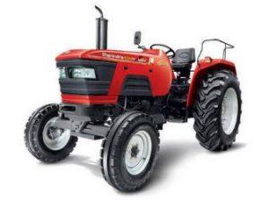 Mahindra 555 Power plus Tractor