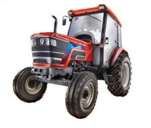 Arjun Novo 75 HP With AC Cabin Tractor