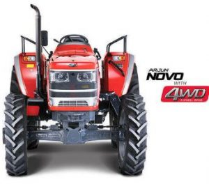Mahindra Arjun Novo 605 DI-I  4WD Tractor